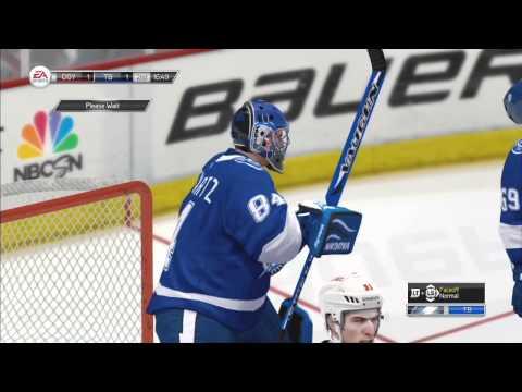 VHL Season 13 Week 2 TBL vs CGY