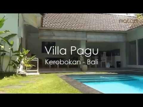 Villa Pagu Kerobokan Bali