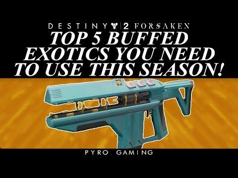 Destiny 2: Top