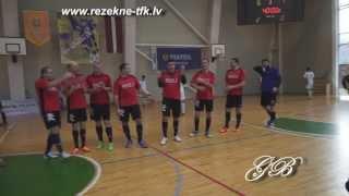 LSB MEISTARS (Ludza) - SK LATGOLS/LUDZA (spēle par 3.vietu)