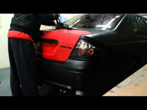 Plasti Dip Removal by Graphix Garage (Australia)