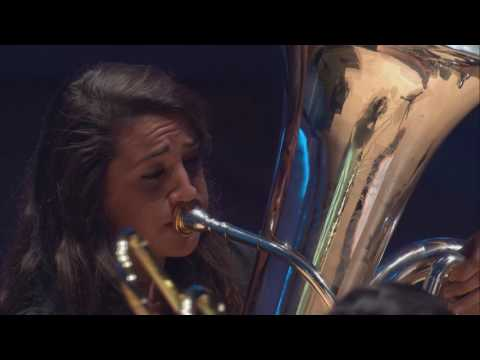 Music | Dialogues For Tuba And Trombone (1983) By John Stevens | 2017 National YoungArts Week