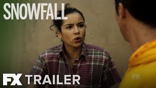 Snowfall | Season 1 Ep. 4: Trauma Trailer | FX