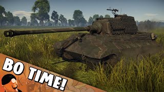 War Thunder - Tiger II H Sla16 Youre A Hungry Kitty