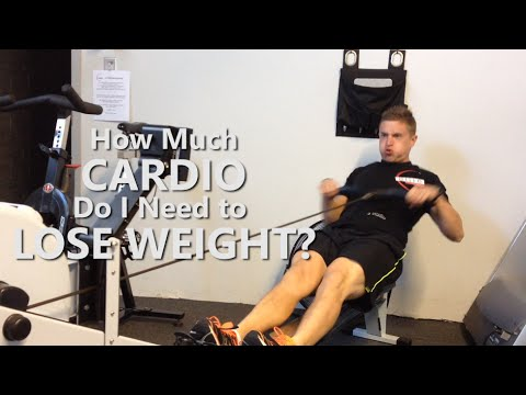 How Much Cardio Should I Do In Order To Lose Weight?