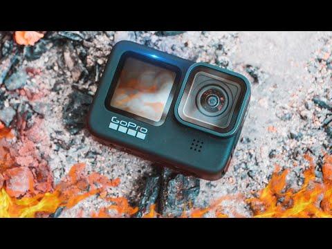 Первые впечатления о GOPRO HERO 9 BLACK / Примеры видео 5К / MOTOSTUFF