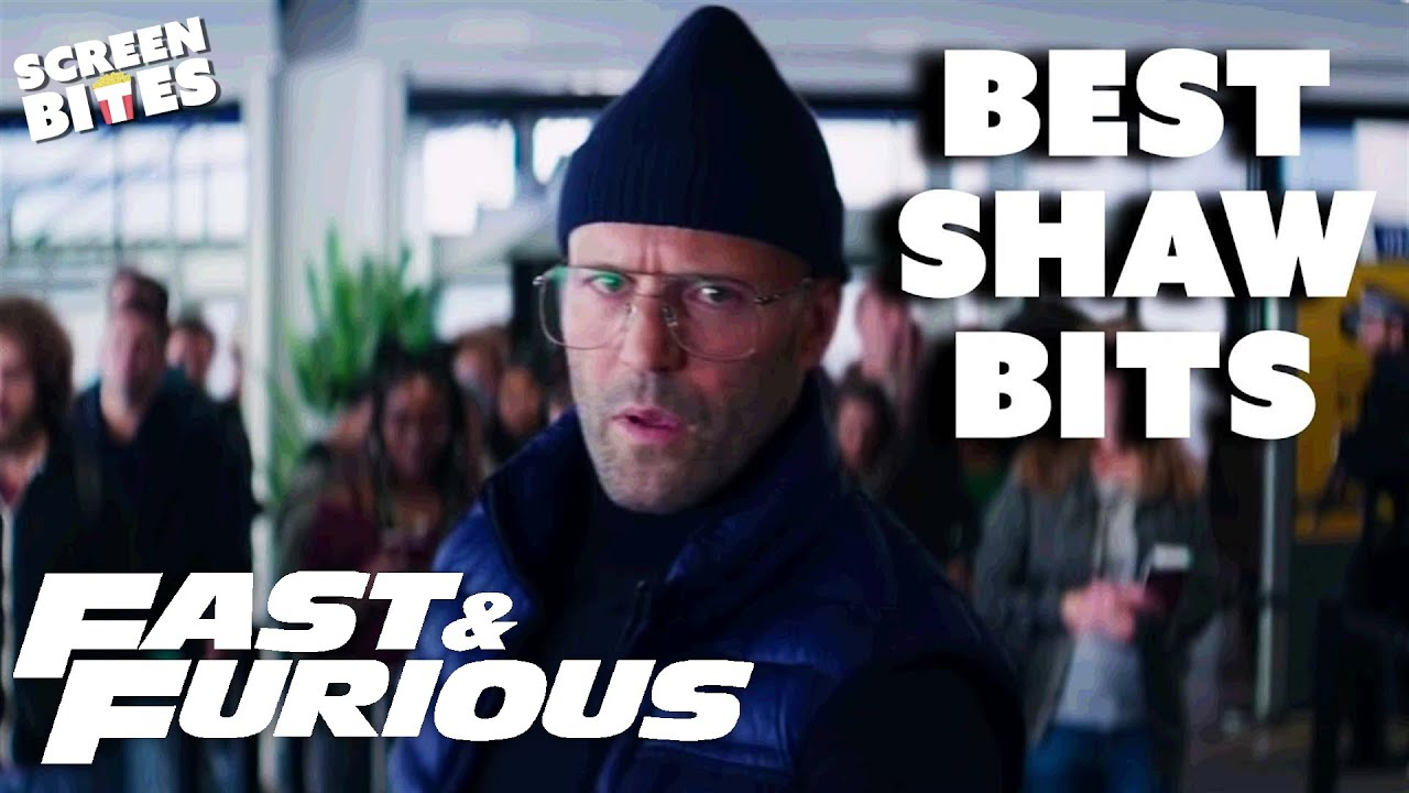 Download Deckard Shaw's Best Moments   Jason Statham in Fast & Furious   Screen Bites