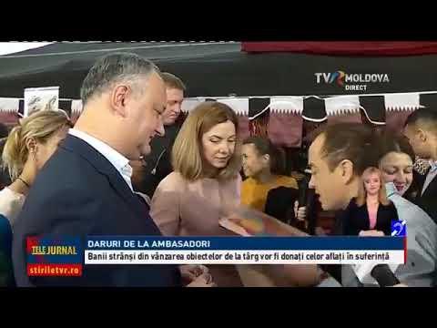 Igor Dodon și Harta României Mari