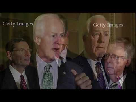 Sen. John Cornyn interviews for FBI Director