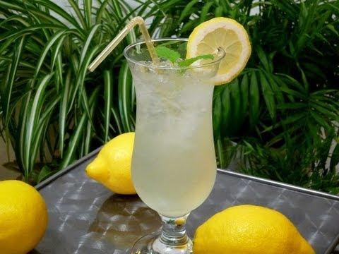 Leckere Sommer-Limonaden #1: Zitronen-Limonade (Lemonade)