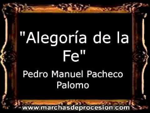Alegoría de la Fe - Pedro Manuel Pacheco Palomo [CT]