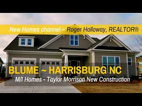 Blume Subdivision Mi Homes For Sale In Harrisburg Nc Youtube