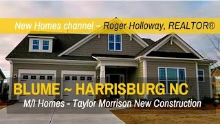 Blume Subdivision MI Homes For Sale in Harrisburg NC