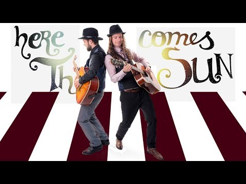 The Beatles - Here Comes The Sun (Abbey Road) performed by wedding duo the Hot Hats
