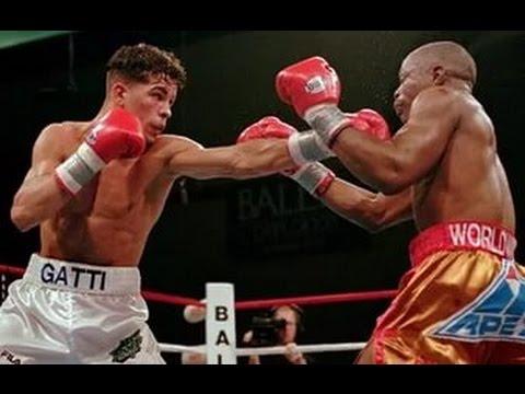 Видео: Arturo Gatti vs Tracy Patterson I  Артуро Гатти - Трейси Паттерсон 1 бой