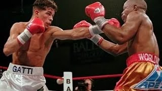 Arturo Gatti vs Tracy Patterson I  Артуро Гатти - Трейси Паттерсон 1 бой