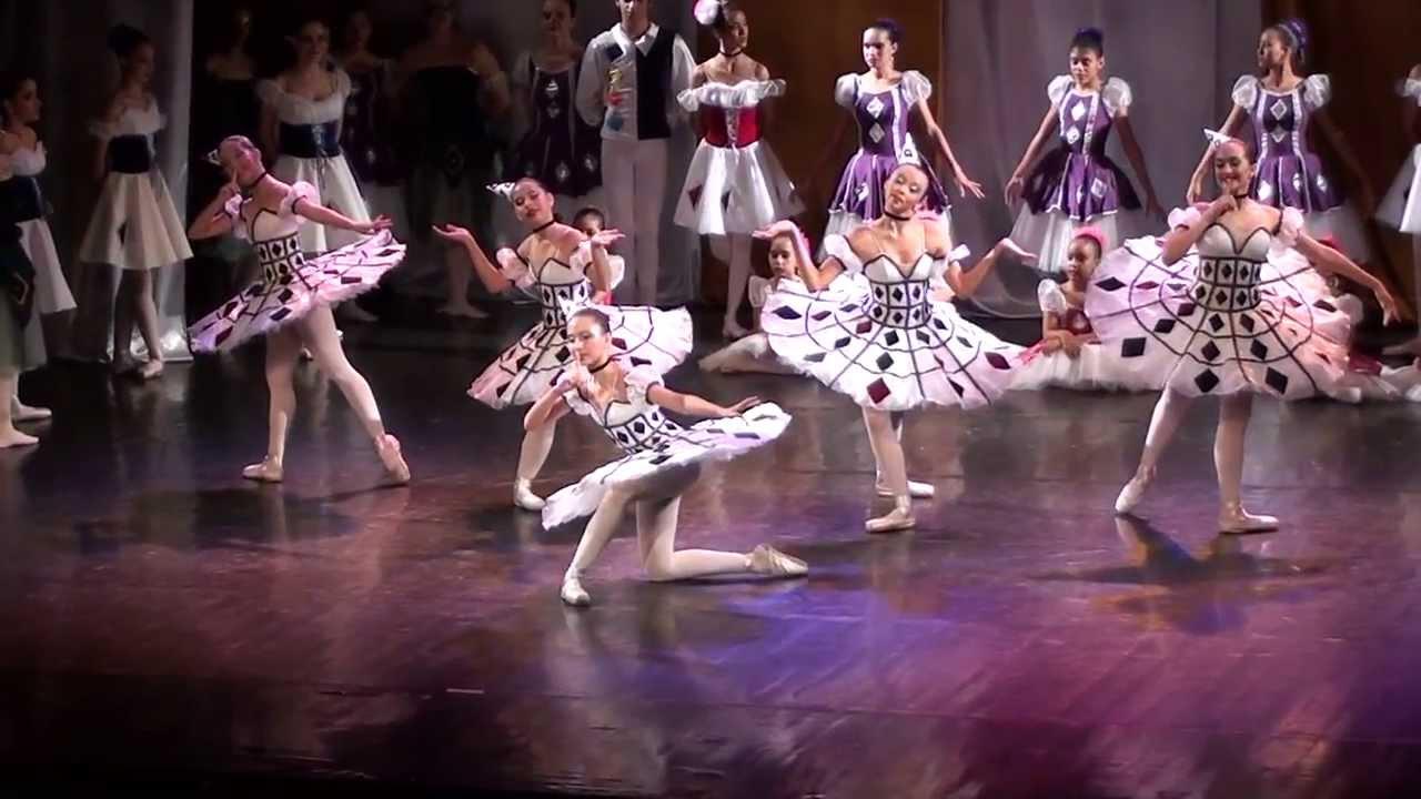 Clássicos - Fest. Hugo Bianchi 2013 - Trechinho do Ballet ...