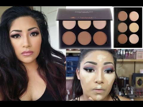 anastasia beverly hills contour kit how to use. how i contour \u0026 highlight using anastasia beverly hills contour kit light to medium demo + review anastasia beverly hills kit use s