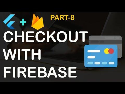 Flutter E-commerce App Part 8 (Check Out)