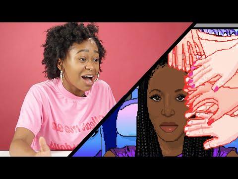 Women Play Hair Nah: Don't Touch Black Hair