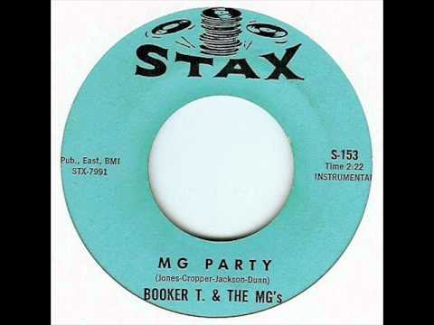 Booker T. & The Mg's-Mg party