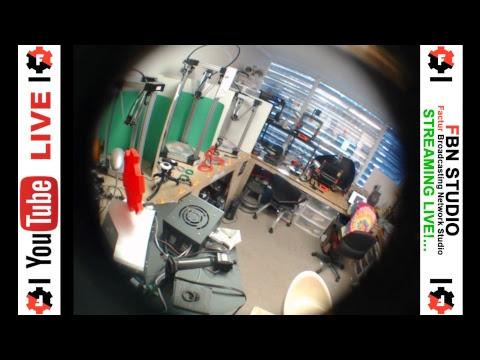 LIVE!: FACTUR makerspace 3D ROOM...