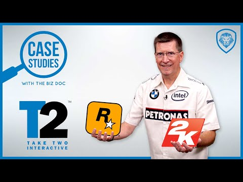 How Take-Two Lost The Founder & Still Built A $15B Video Game Giant - a Case Study for Entrepreneurs