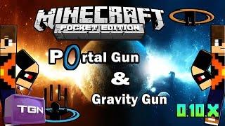 Portal Mod Pack Para Minecraft Pe 0.10.X- Solamente Impresionante *-*