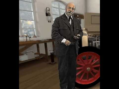 Automobile Inventor Lab Z @1895