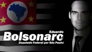 Eduardo Bolsonaro fala q favor das Guardas Municipais