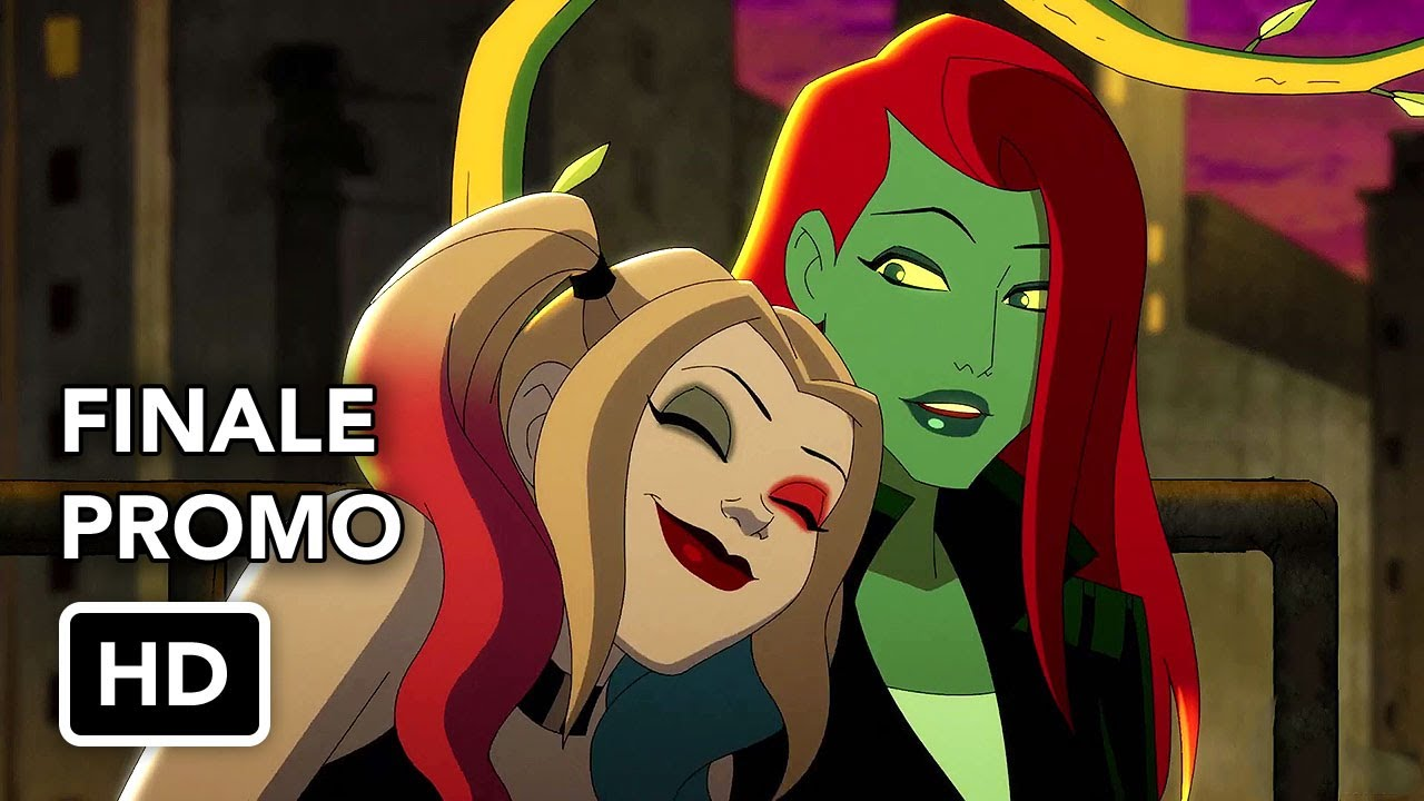 Harley Quinn 2x13 Promo (HD) Season Finale Kaley Cuoco DC Universe series