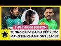 """Thủ Thành Gianluigi Buffon – Tượng Đài Vĩ Đại Và 'Vết Xước' Mang Tên """"Champions…"""