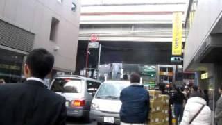 9.1 Earthquake in Tokyo, Japan 3/11/2011