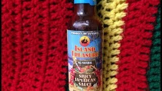 Treasure Island Spicy Jamaican Sauce Review