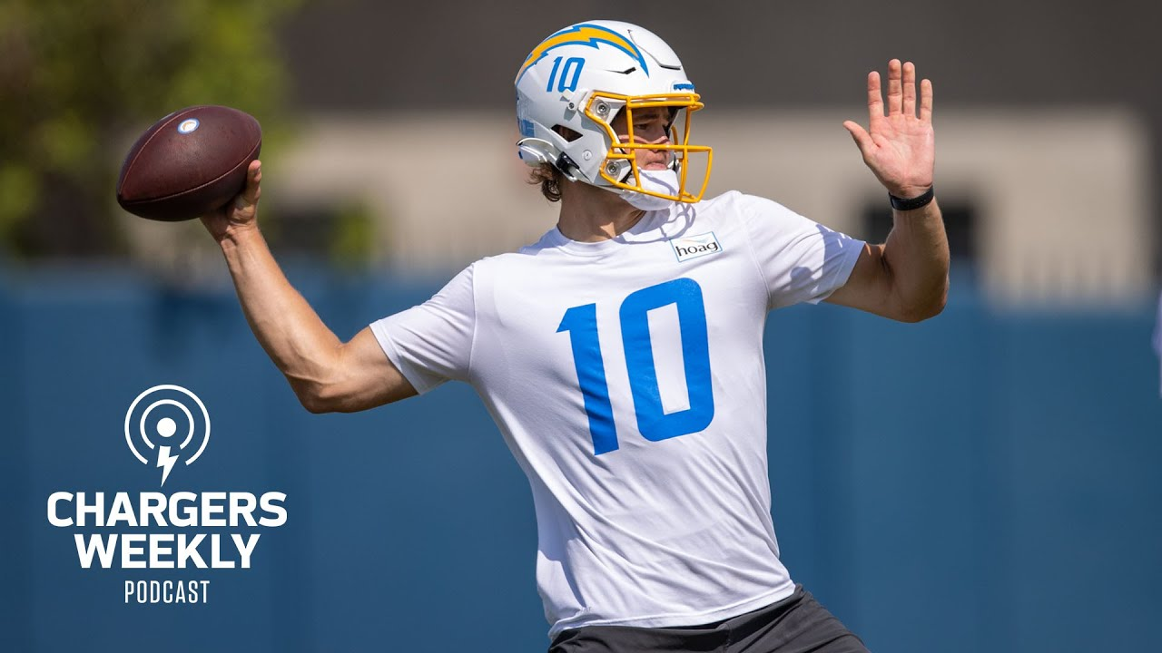 """Top Chargers Minicamp Takeaways with Matt """"Money"""" Smith (Drew Brees Visit, Coaching Staff Review)"""