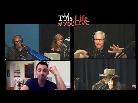 Eric Roberts on This Life #YOULIVE with Dr. Drew and Bob Forrest