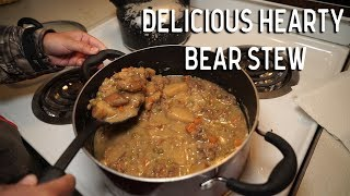 How to Cook Bear Stew | Wild Fixin's