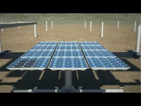 SolFocus CPV Solar Systems | Fast and Easy Installation