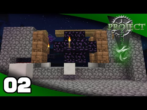Project Ozone - Ep. 2: Chance Cube DISASTER!   Project Ozone Minecraft Modpack