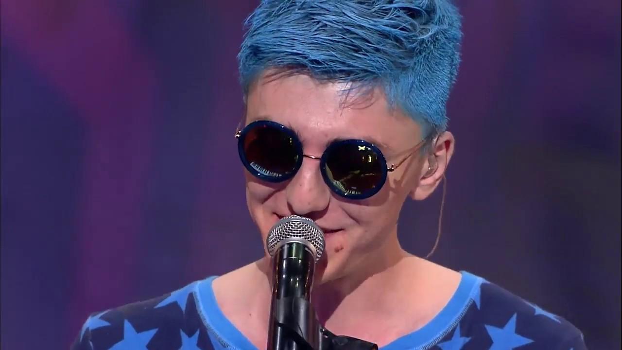 "Funk na scenie ""Mam Talent!"" Marcin Prokop szalał na backstage'u :)"