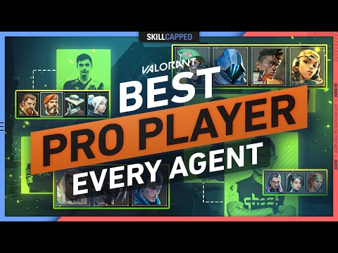 The BEST PRO PLAYER for EVERY AGENT - VALORANT Tips, Tricks, & Guide