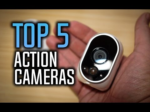 ▶️ Best Action Cameras - Top 5 Sports Cameras in 2017!