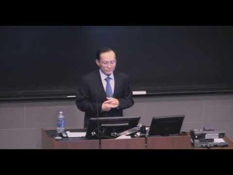 Clarke Lecture 2014: Soo-Hyuck Lee