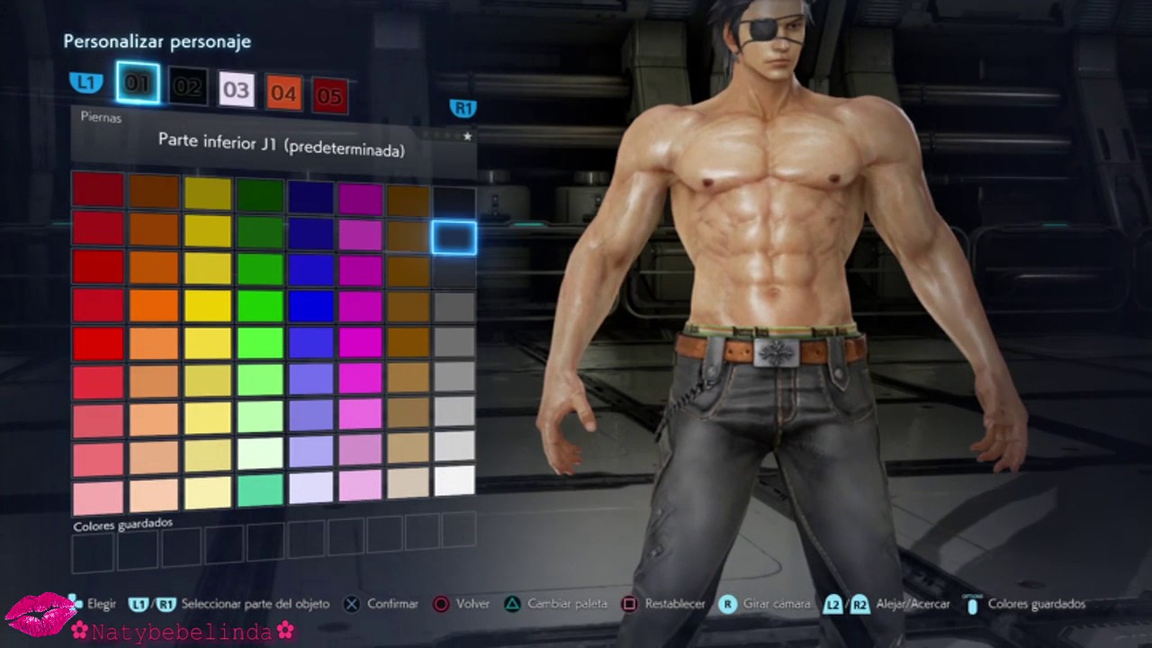 Tekken 7 Hwoarang Character Customization Youtube