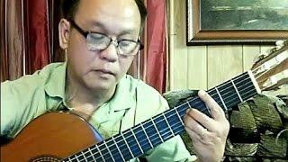 Mộng Dưới Hoa (Phạm Đình Chương - thơ: Đinh Hùng) - Guitar Cover by Hoàng Bảo Tuấn