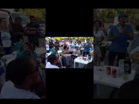 Roda de Samba em Homenagem ao grande Casquinha da Portela.