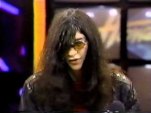 The Ramones @ Howard Stern Show (1990)