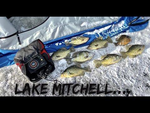 Crappie Fishing Lake Mitchell.....