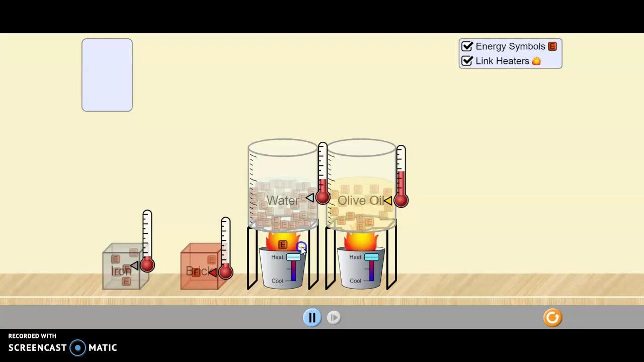 PhET Energy Forms & Changes EXPLORE Intro - YouTube