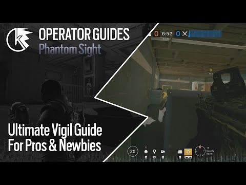 Ultimate Operator Guide: Vigil, with subtitles